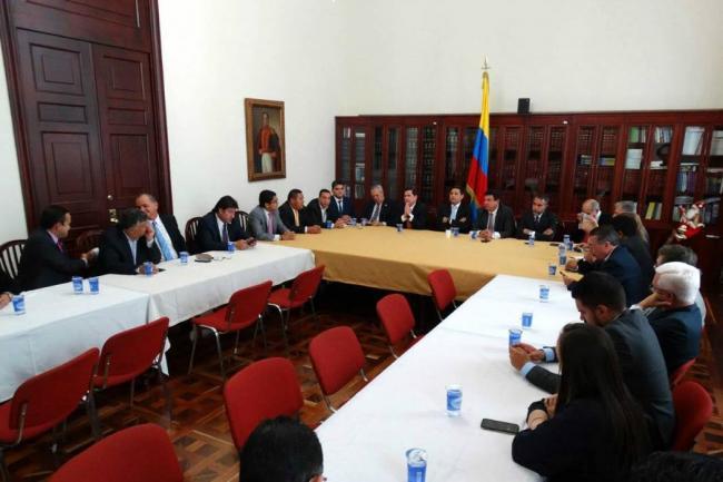 Timochenko espera que Donald Trump respalde proceso de paz en Colombia