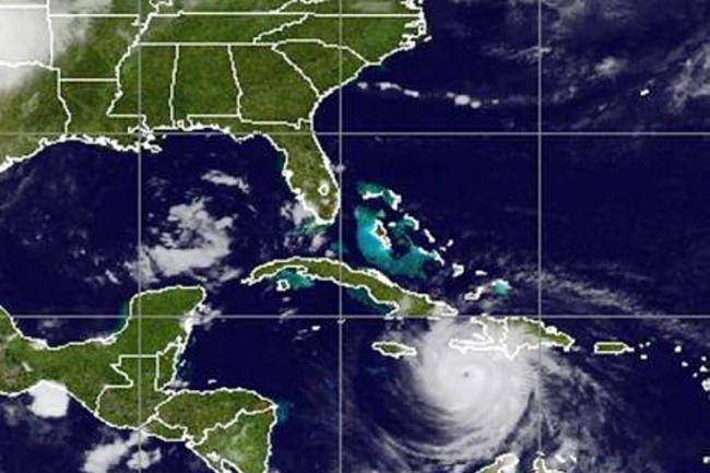 Huracán Otto avanza rumbo a Centroamérica