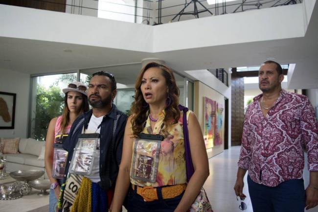 Dago García, tras el sueño americano con \'El Paseo 4\'   Vanguardia.com