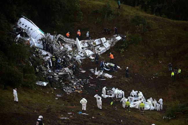 Aerocivil colombiano tilda de
