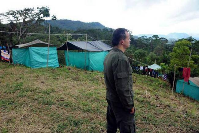 Supervisará presidente colombiano condiciones de transición para las FARC-EP
