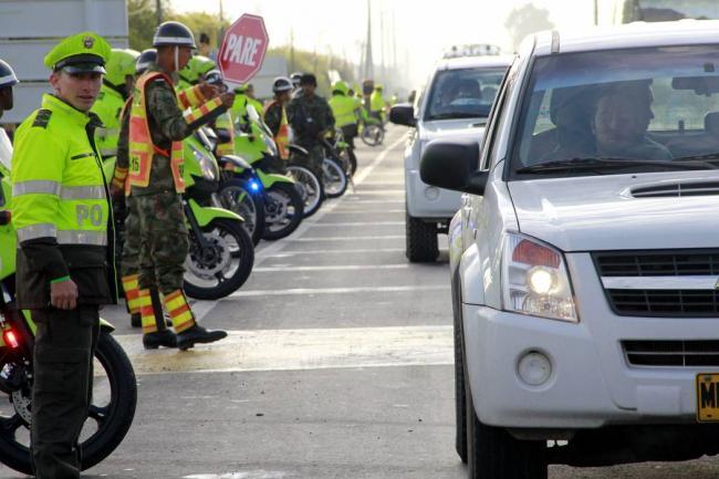 Setenta y cinco conductores borrachos son sancionados al día en Colombia