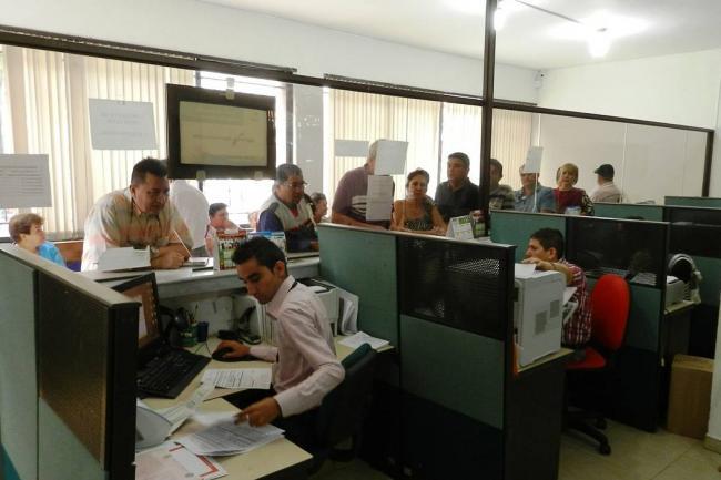 Nueva tecnolog a en la secretar a de hacienda del socorro for Oficina virtual ministerio de hacienda
