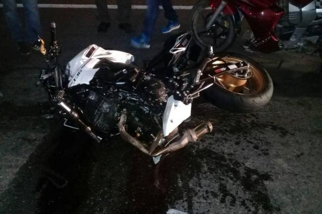 Resultado de imagen para accidente de motocicleta