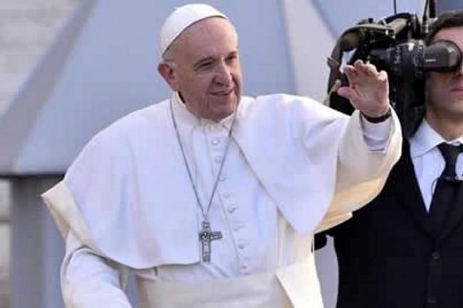 ¡Buscando la paz! El papa Francisco estará en Colombia en septiembre