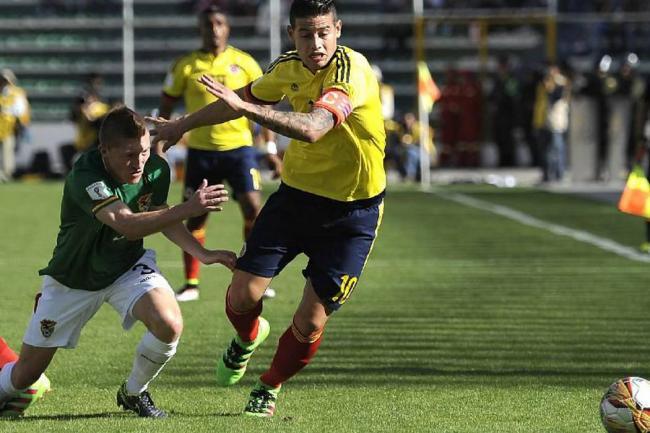 Ecuador buscará entrar a zona de clasificación directa ante Colombia