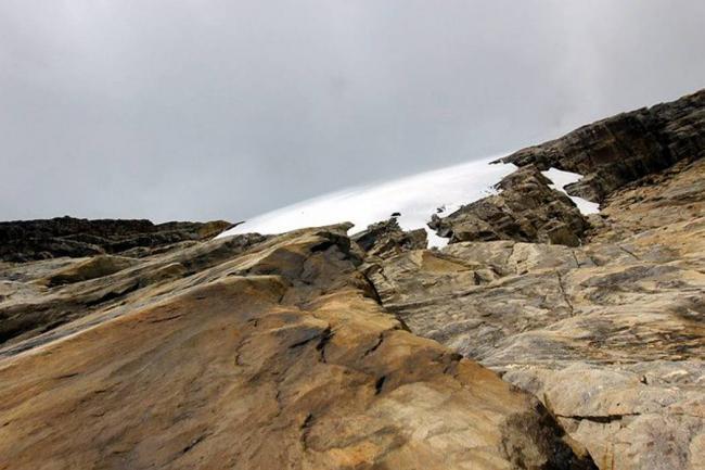 A Colombia le quedan 37 km2 de glaciares