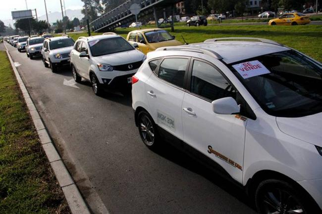COLOMBIA: Corte deja abierta discusión sobre reglamentación de Uber y otros servicios