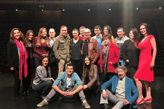Resultado de imagen de betty la fea teatro 2017
