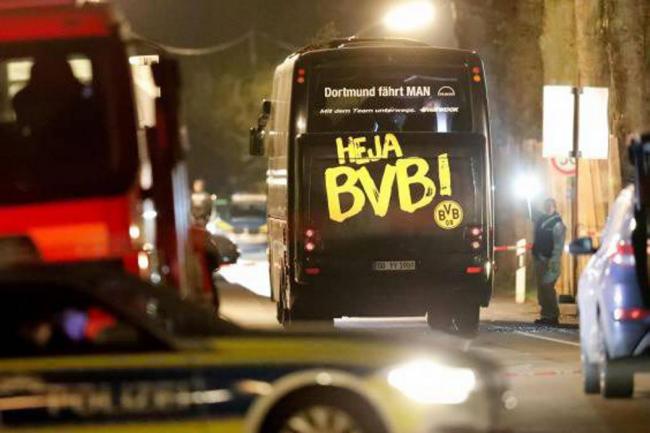 Nuevos detalles sobre el atentado — Dortmund