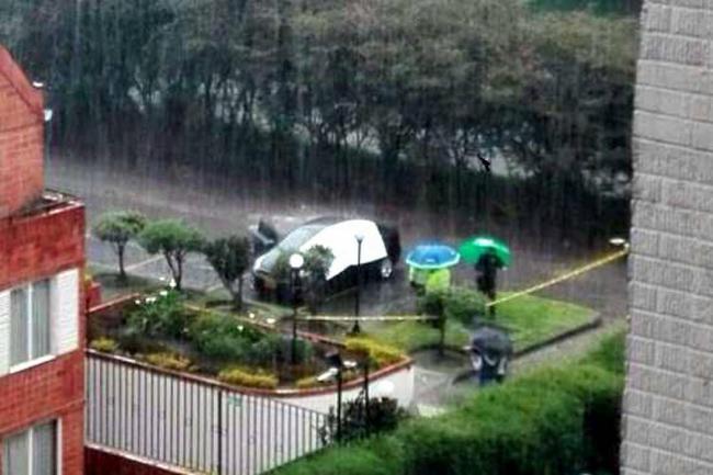 Investigan el homicidio de una mujer en el norte de Bogotá