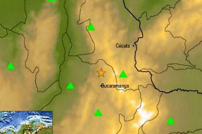Temblor en Colombia hoy martes 18 de abril (Sismo en Bogotá)