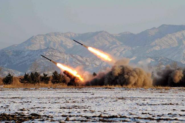 Corea del Norte está dispuesto a demostrar poderío militar