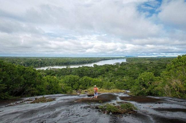 Aparecen ilesos cinco turistas extranjeros extraviados en la selva colombiana