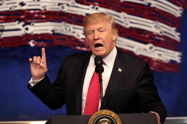 Trump propone reducir ayudas económicas a Colombia