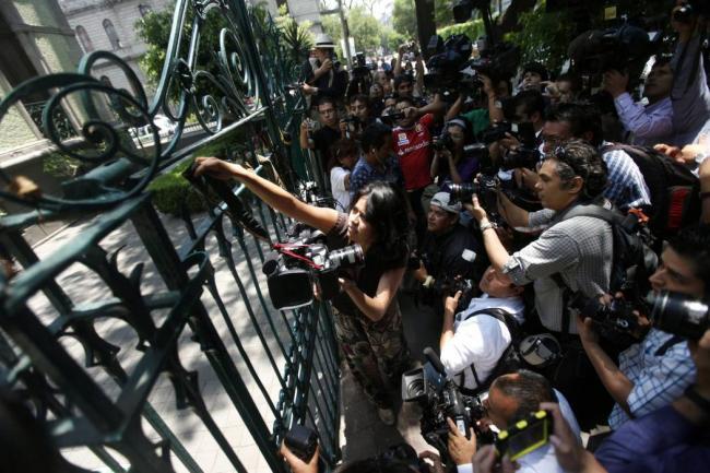 Periodistas mexicanos están atrapados en un ciclo de violencia e impunidad