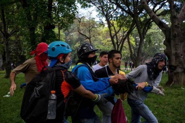 Joven falleció tras ser herido durante protesta en Maracaibo