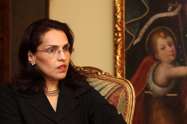Ayuno y oración para impulsar referendo contra adopción gay pide Viviane Morales