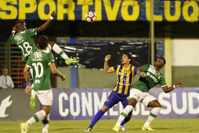 Deportivo Cali va por la clasificación a siguiente ronda de la Sudamericana