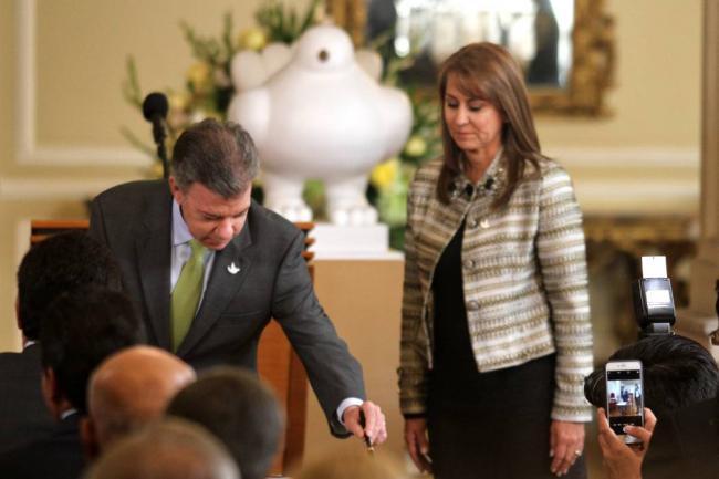 Posesionada la nueva ministra del Trabajo