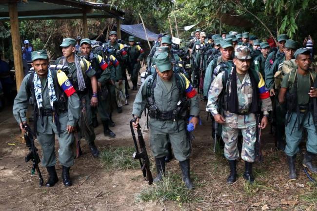 Disidentes de FARC piden cese acciones militares para liberar funcionario ONU