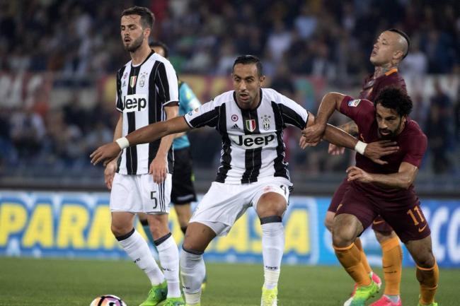Juventus Cayo   Contra Roma Y Aplaza La Celebracion Del Titulo