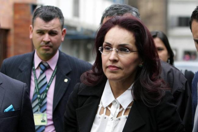 Viviane Morales no apelará decisión del Congreso de