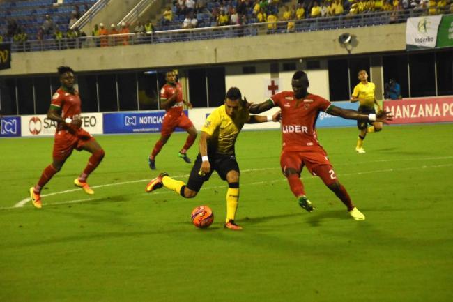 Independiente Medellín remontó y le ganó a Alianza Petrolera que complicó clasificación