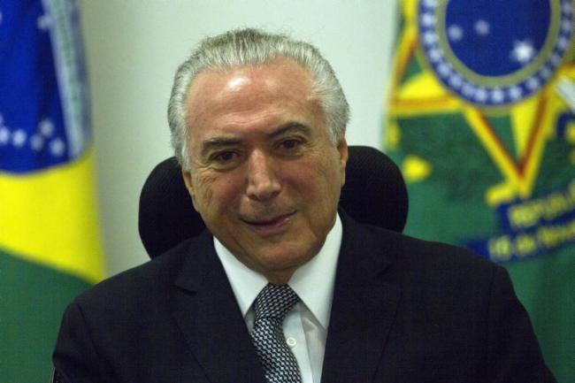 Brasileños preparan una gran movilización para pedir renuncia del presidente Temer