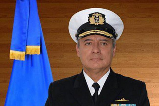 El nuevo comandante de la Armada es un santandereano