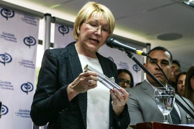 Fiscal Luisa Ortega confirmó 55 asesinados durante protestas