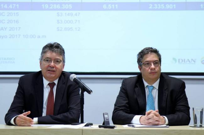 En 2017, los colombianos pagaron $1,5 billones por impuesto de normalización