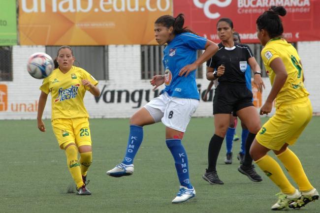 COLOMBIA: Se definieron las semifinales de la Liga Femenina
