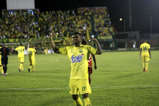 Millonarios rescató un empate frente a Bucaramanga