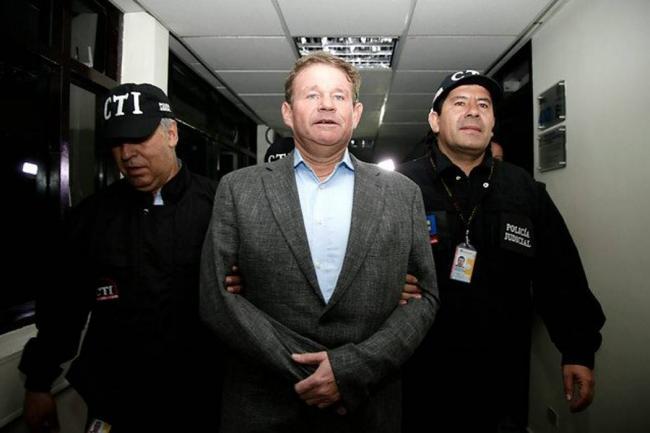 Envían a la cárcel a exfuncionario de la ANI por caso Odebrecht
