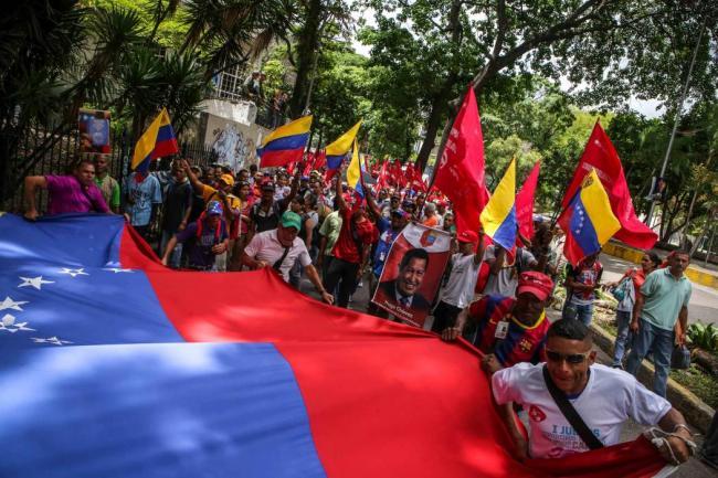 Fiscal general rechaza constituyente en Venezuela y pide un referendo