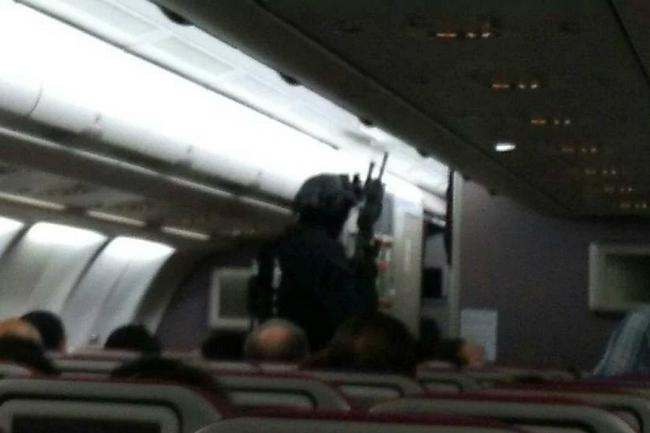 Tomada @FlightAlerts777/VANGUARDIALIBERAL