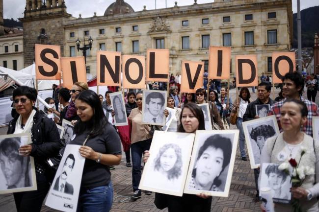 Héctor Fabio Beltrán el desaparecido del Palacio de Justicia que fue identificado