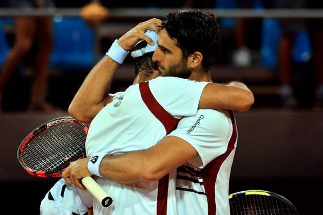 Julio Peralta ya está en cuartos de final de Roland Garros
