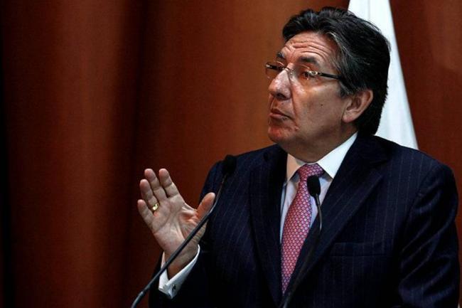 Fiscal General habla de los activos