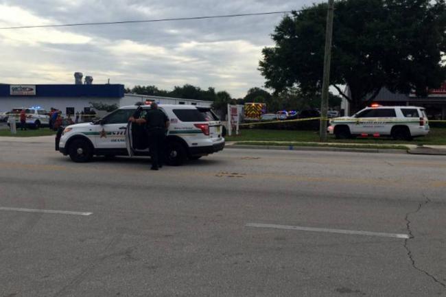 Cinco personas murieron en tiroteo en Orlando