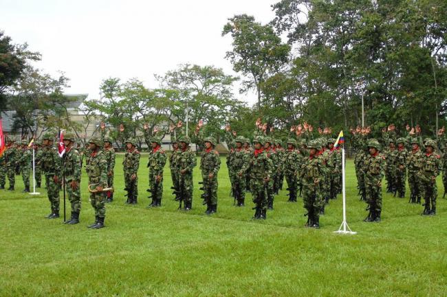Ejército hace reestructuración de varias unidades militares de cara al posconflicto