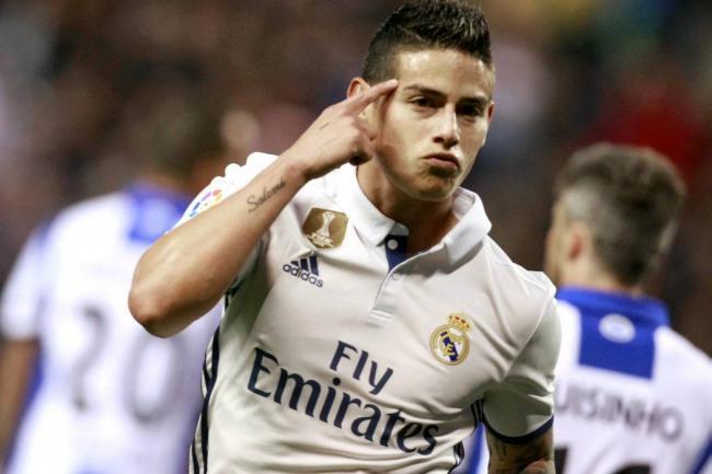 PSG no irá por James y se centrará en comprar a Mbappé