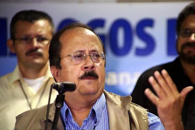 El desarme de las Farc terminará en 72 horas: vicepresidente Óscar Naranjo