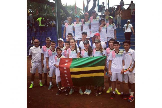 Suministrada Liga Santandereana de Tenis / VANGUARDIA LIBERAL
