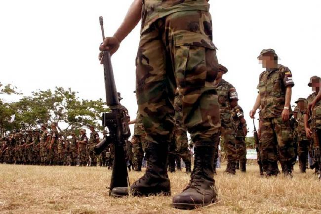 Denuncian presencia de paramilitares en el municipio de El Bagre