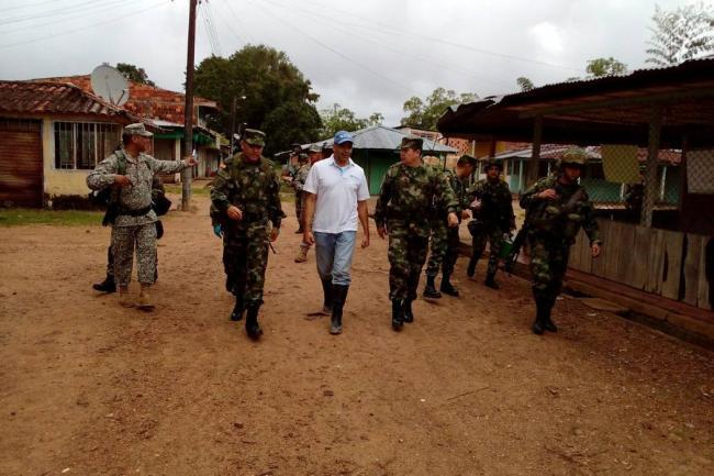 ONU confirmó liberación de funcionario secuestrado