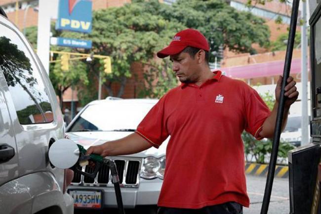 Alza de 41 pesos en el precio de la gasolina