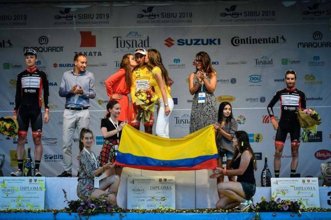 Tomada del facebook Turul Ciclist Al Sibiului / VANGUARDIA LIBERAL