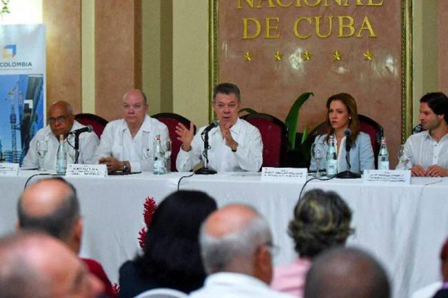 Tomada de Twitter: @JuanManSantos /VANGUARDIA LIBERAL